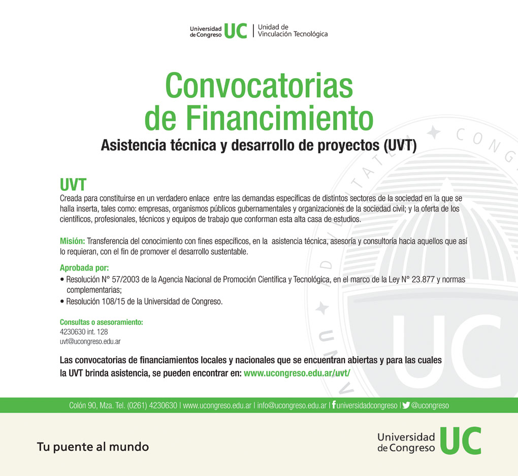 Universidad de Congreso