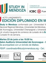 Invitacion - Study in Mendoza Edición 2