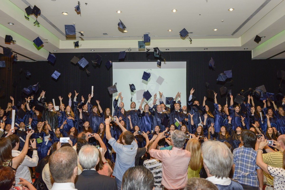 Fotos de la Colación de Grado | Universidad de Congreso