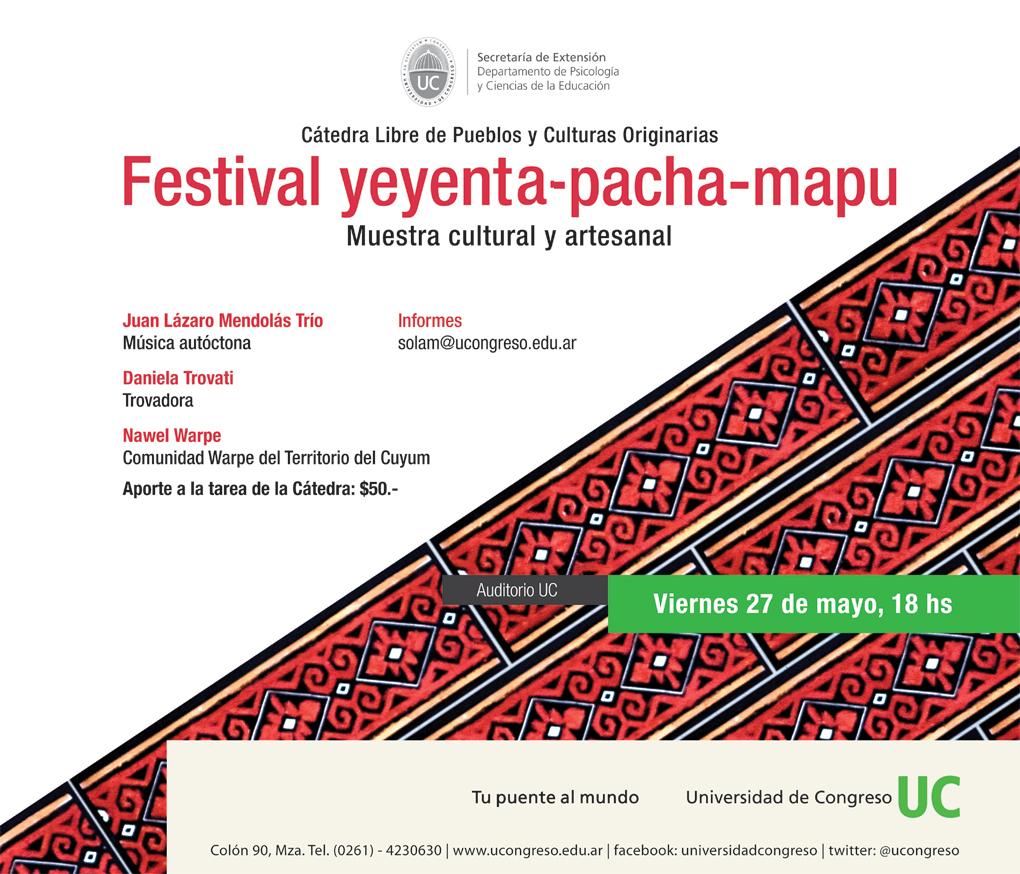 festival yeyenta