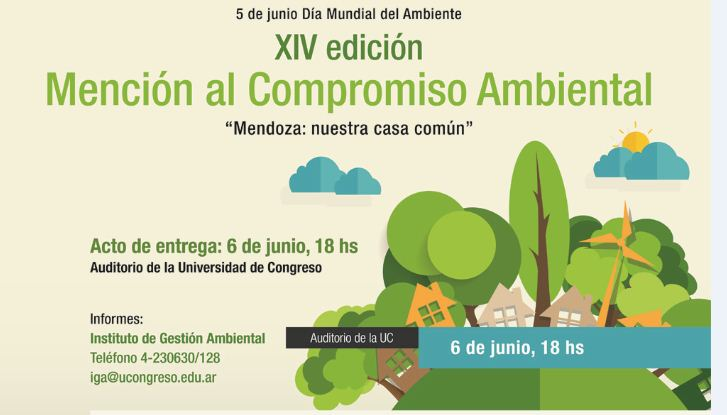 mencion ambiental