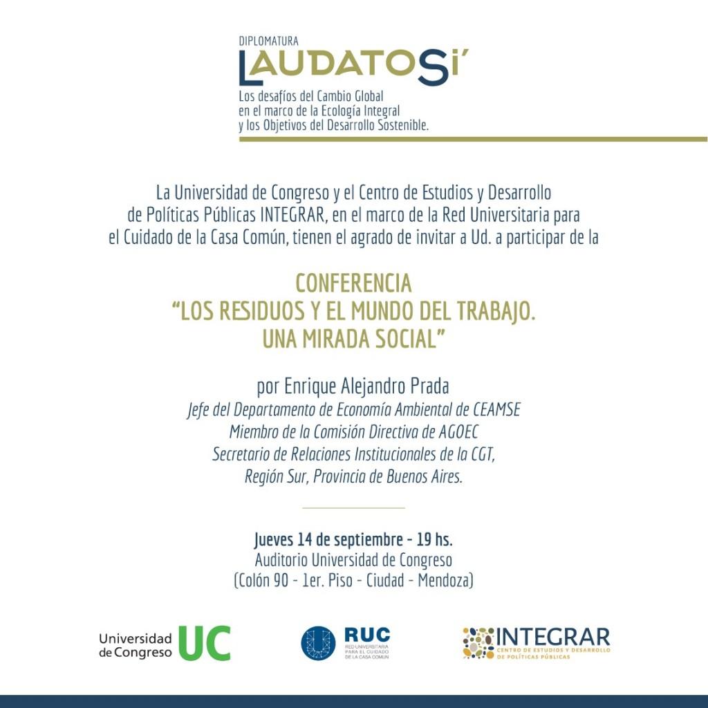 DLS Invitación Conferencia