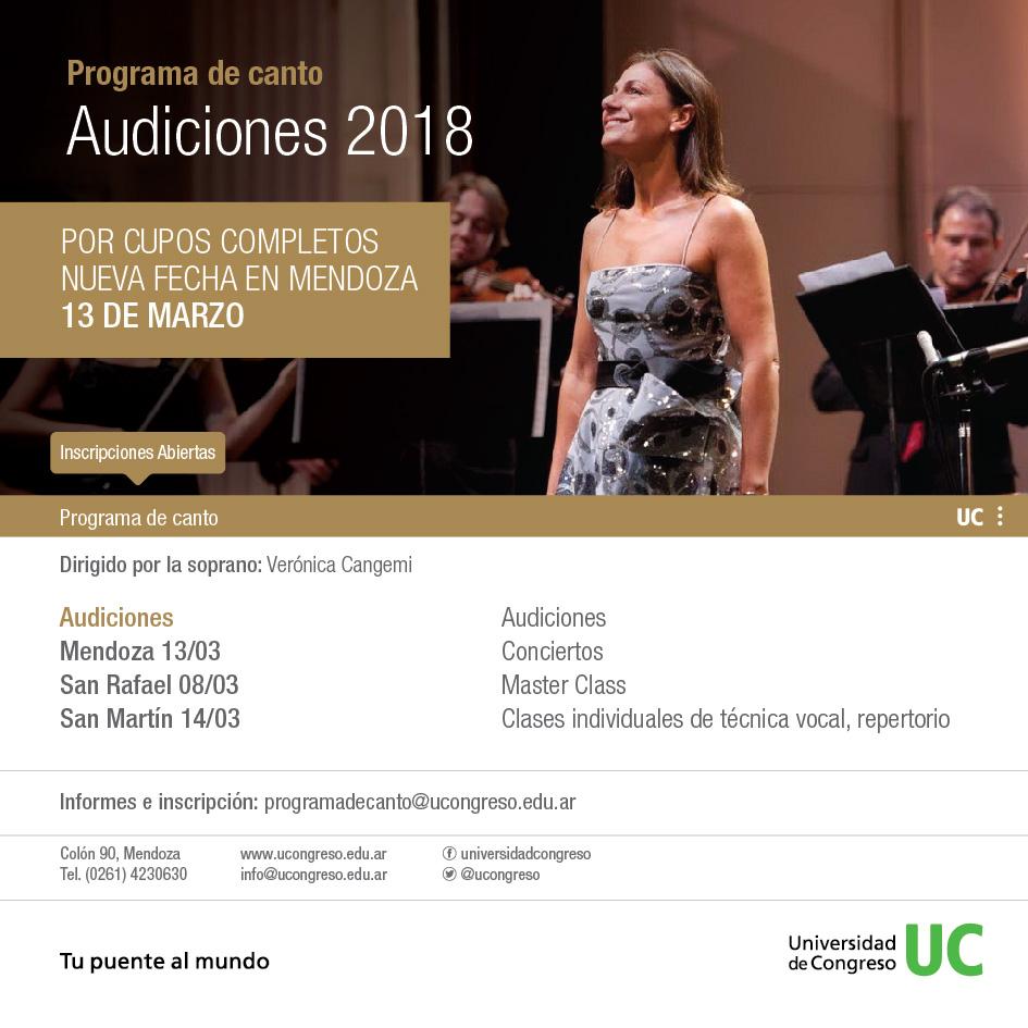 Flyer_Audiciones_programa_Canto