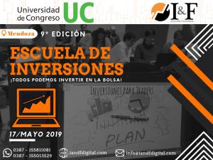 Escuela de Inversiones - Mendoza 2019