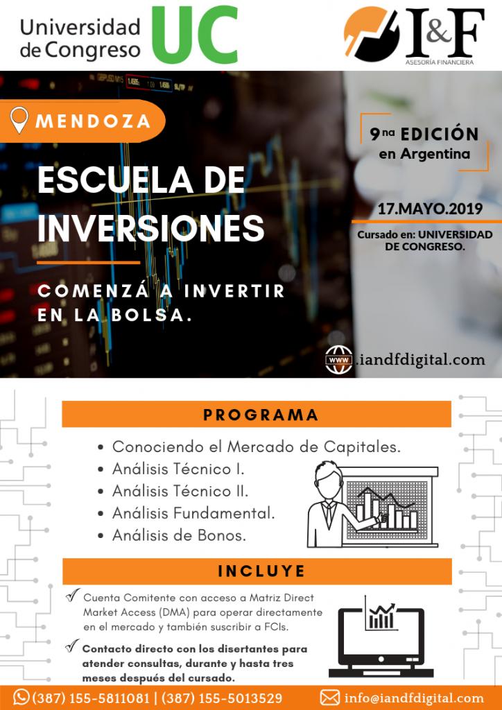 Escuela de Inversiones - Mendoza WPP
