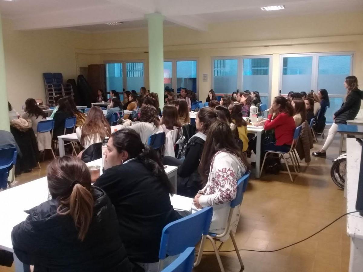 San Rafael encuentro psicopedagogía
